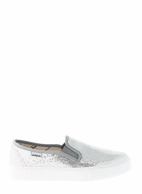 Victoria Ayakkabı Gümüş